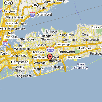 Amityville New York Map.Locations Eastern Glass Resources Inc